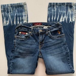 Baby Phat Jean Co. Denim Jeans Size 3 Juniors